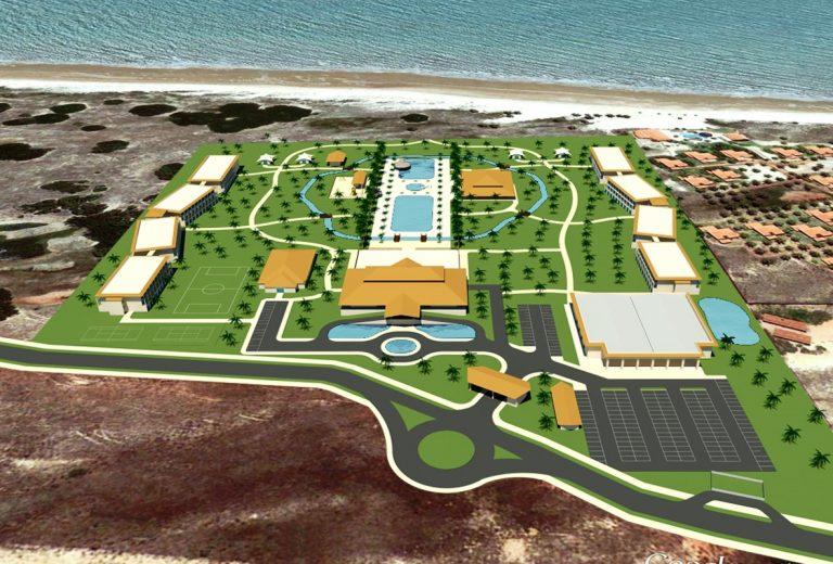 Praia de Touros, em Natal, ganhará resort all inclusive em setembro