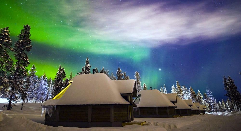 En busca de la aurora boreal