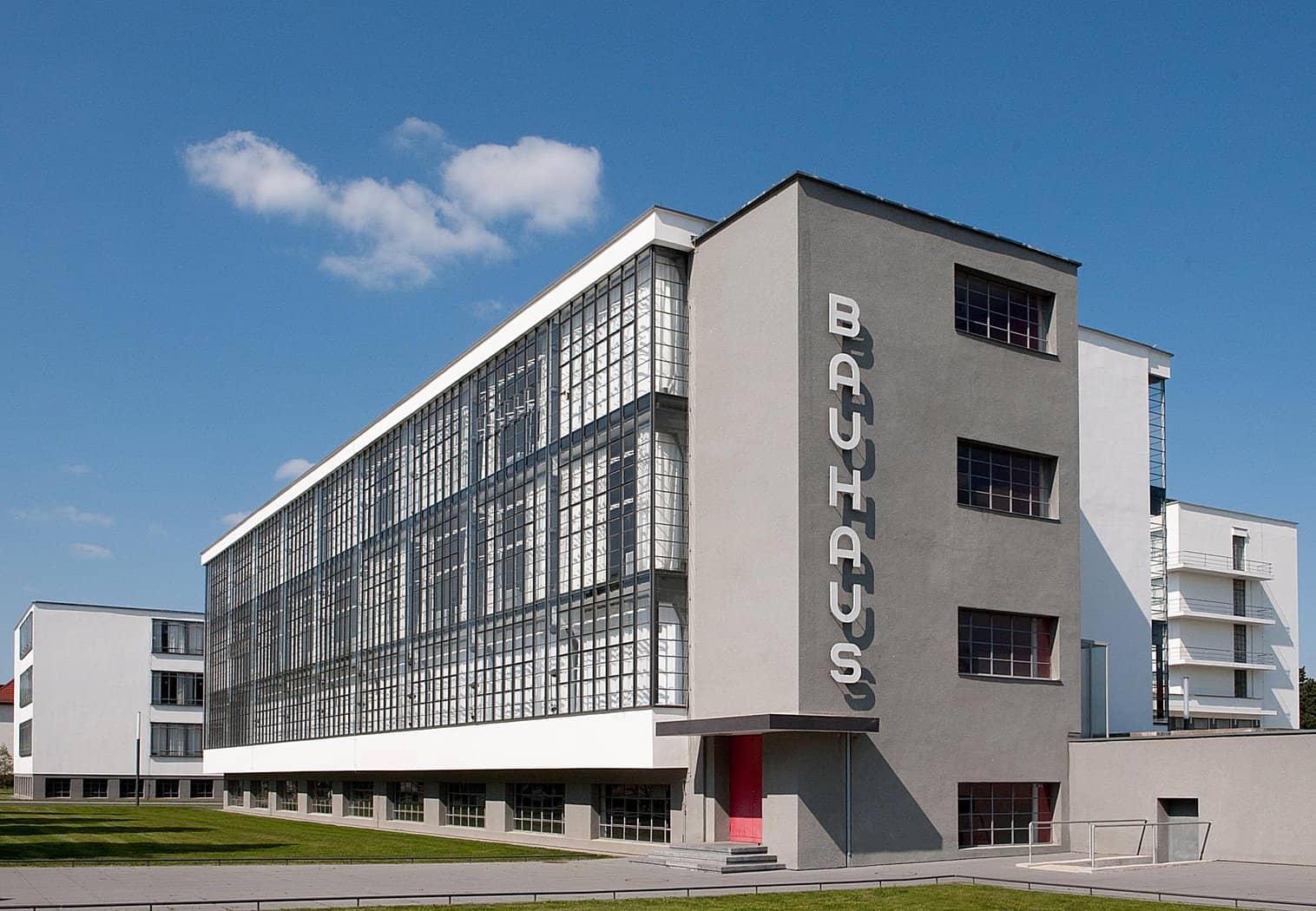 Resultado de imagem para Bauhaus