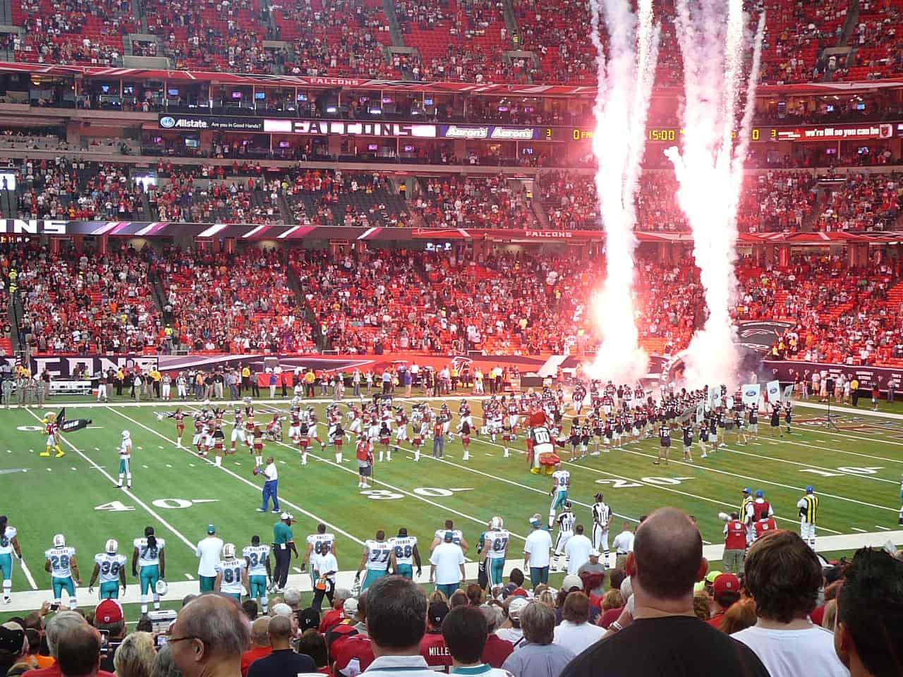 Como ver jogos da NFL no estádio  Um guia para compra de ingressos e dicas bb26d8c97c172