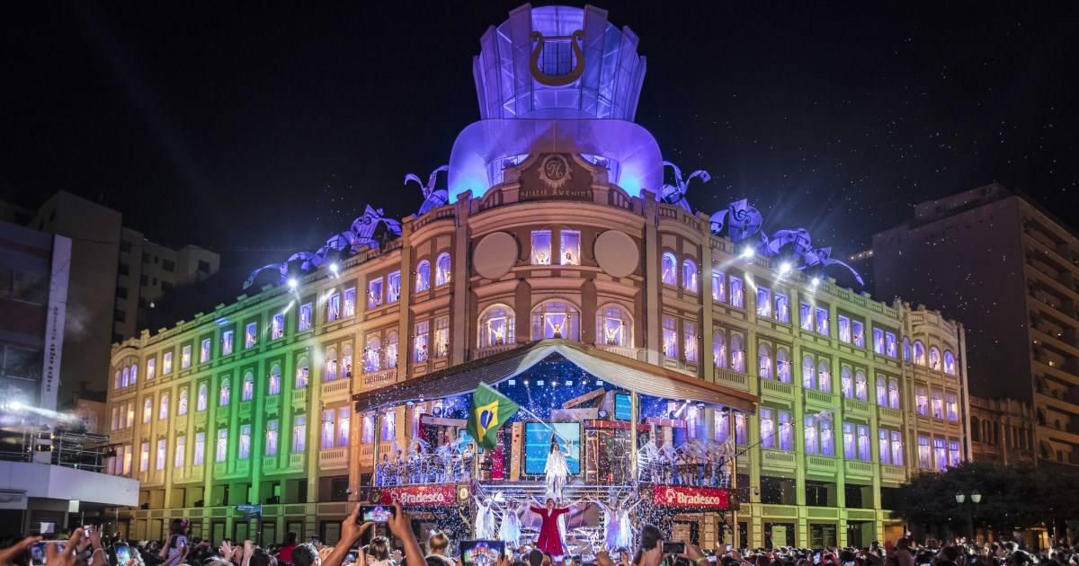 Programação de Natal em Curitiba para curtir com a família  2018  1afa8da094107