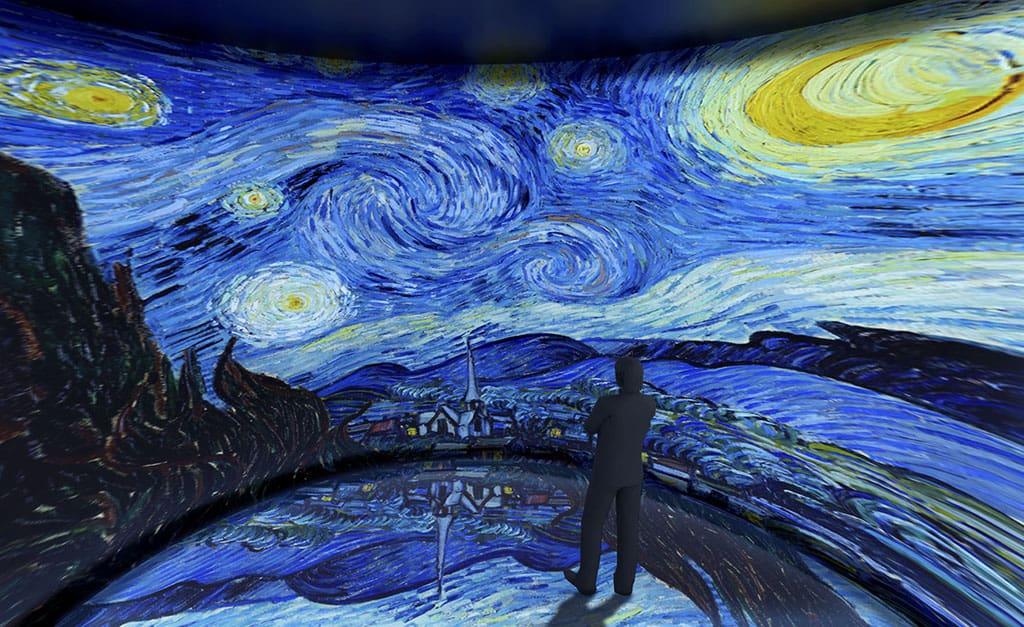 Exposição De Van Gogh Em São Paulo Permite Entrar Nas Obras Do Artista