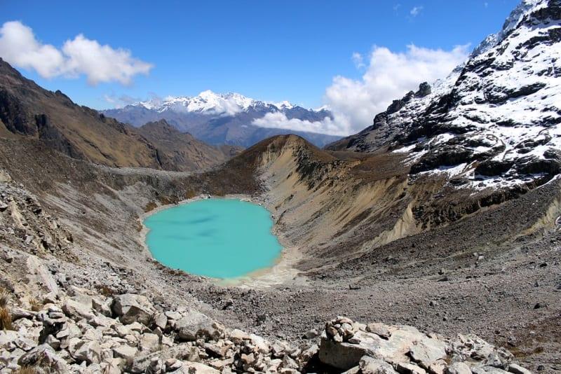 Trilha Salkantay: a caminhada de 5 dias para chegar a Machu Picchu