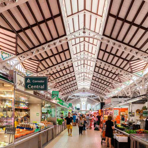 Mercado Central de Valência